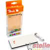 PEACH PA107 POWER BANK 8000mAh UNIVERSALE 2 PORTE USB BIANCO