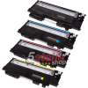 MULTIPACK 4 TONER PER HP COLOR LASER 150A 150NW MFP 178NWG 179FWG CARTUCCE 117A REMAN
