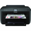 STAMPANTE INKJET A3 EPSON WORKFORCE WF-7210DTW A COLORI USB ETHERNET NFC WIFI & WIFI DIRECT PER STAMPA DA SMARTPHONE E TABLET COMPATIBILE APPLE AIR PRINT® E GOOGLE CLOUD PRINT 4800X2400 DPI - DOPPIO VASSOIO